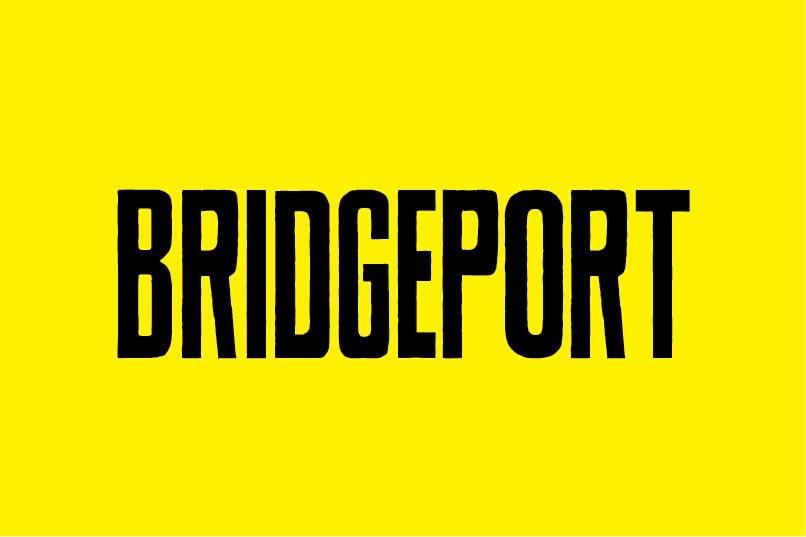 Image of  Bridgeport font