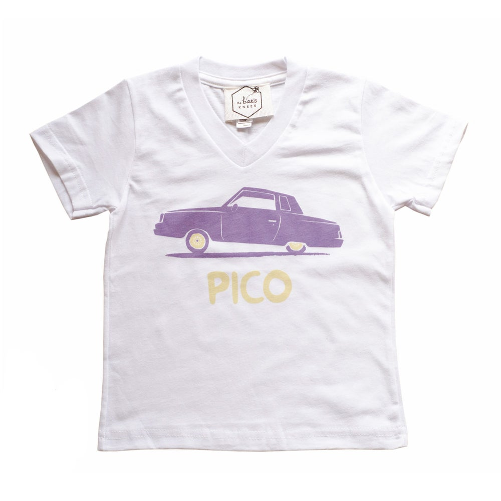 Image of PICO kids' tee