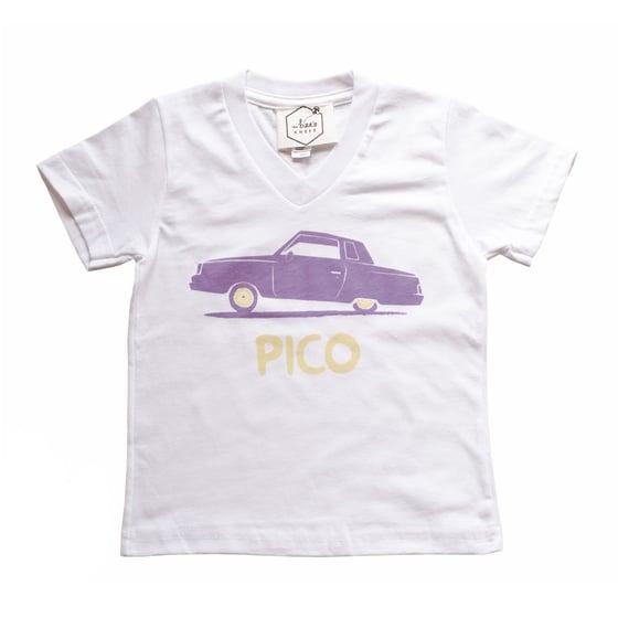 Image of PICO kids' tee - White