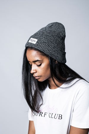 Image of HERITAGE GREY BEANIE