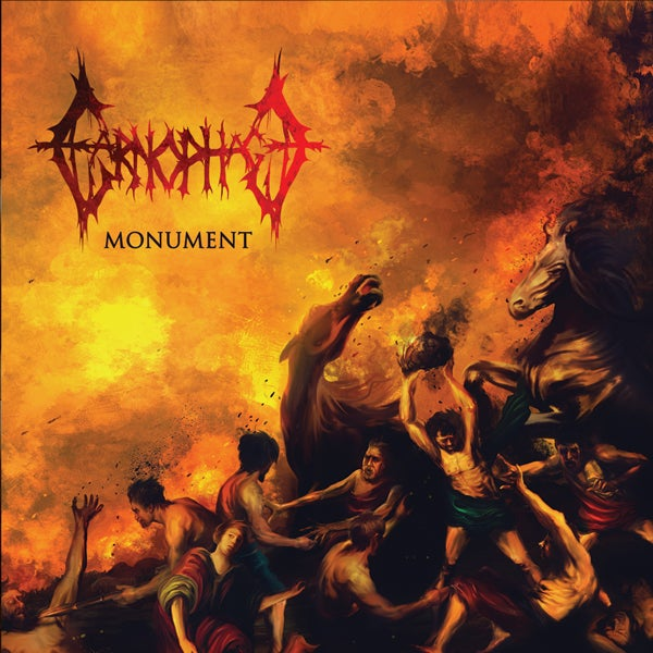 Image of Carnophage Monument CD