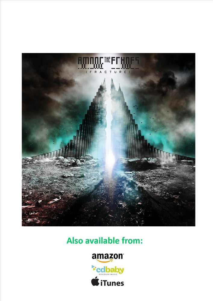 Image of Fracture CD -BUY IT NOW!