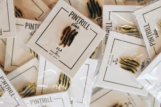 Image of LIMITED ROARR x PINTILL Pin Pt. 2