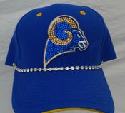 Image of Custom Any Sport, Any Color Baseball Hat  *ANY SPORTS TEAM CAN BE DONE*