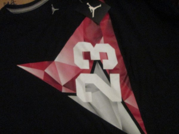 "Air Jordan VII (7) Crest Tee ""Blk"" - FAMPRICE.COM by 23PENNY"