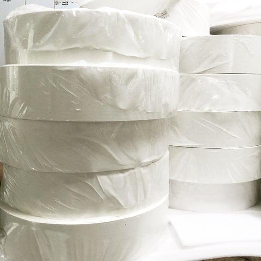 7cmx200m---Eggshell Paper Roll