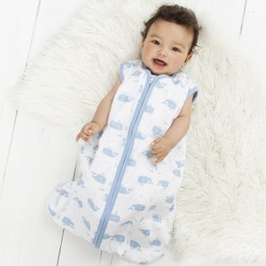 Image of Organic Muslin Sleeping Bag