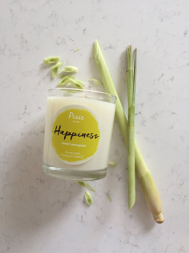 Image of Happiness- Sweet Lemongrass
