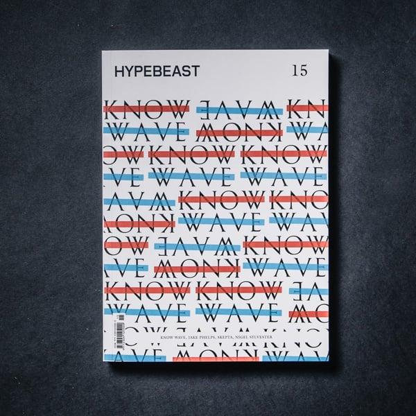 Image of Hypebeast Magazine #15