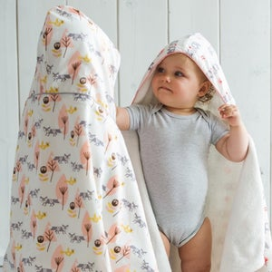 Image of Fresk Organic Hooded Towel
