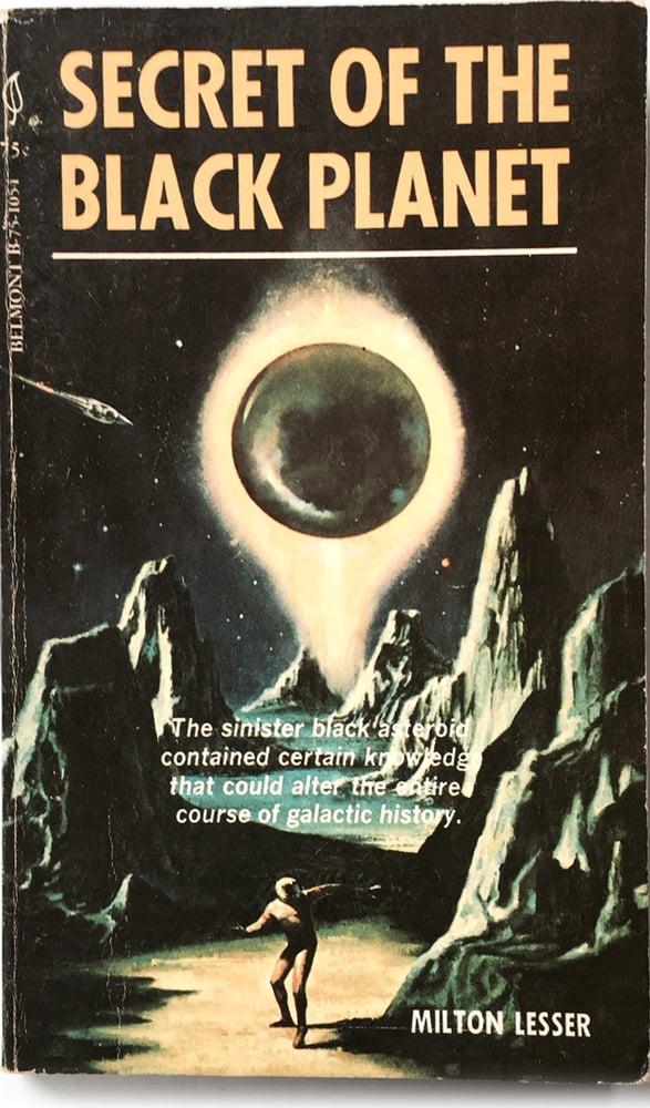 Milton Lesser - Secret of the Black Planet