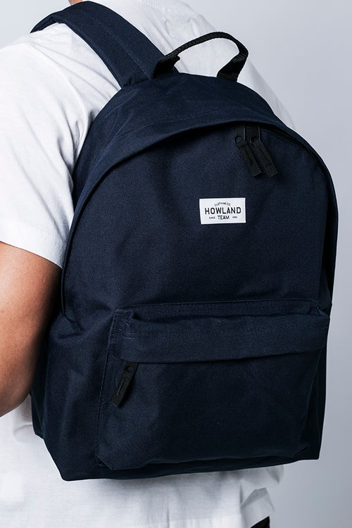 Image of NAVY BAG