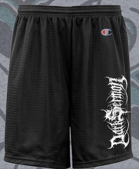 Image of Logo Basketball Shorts