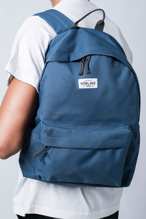 Image of AIR FORCE BLUE BAG