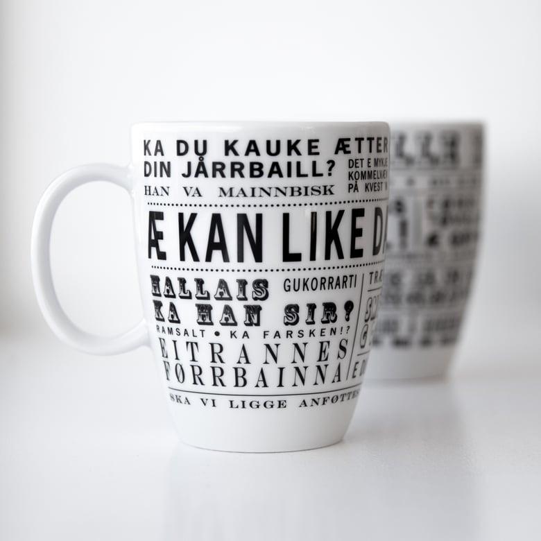 """Image of Krus """"Æ kan like dæ"""" (Troms)"""