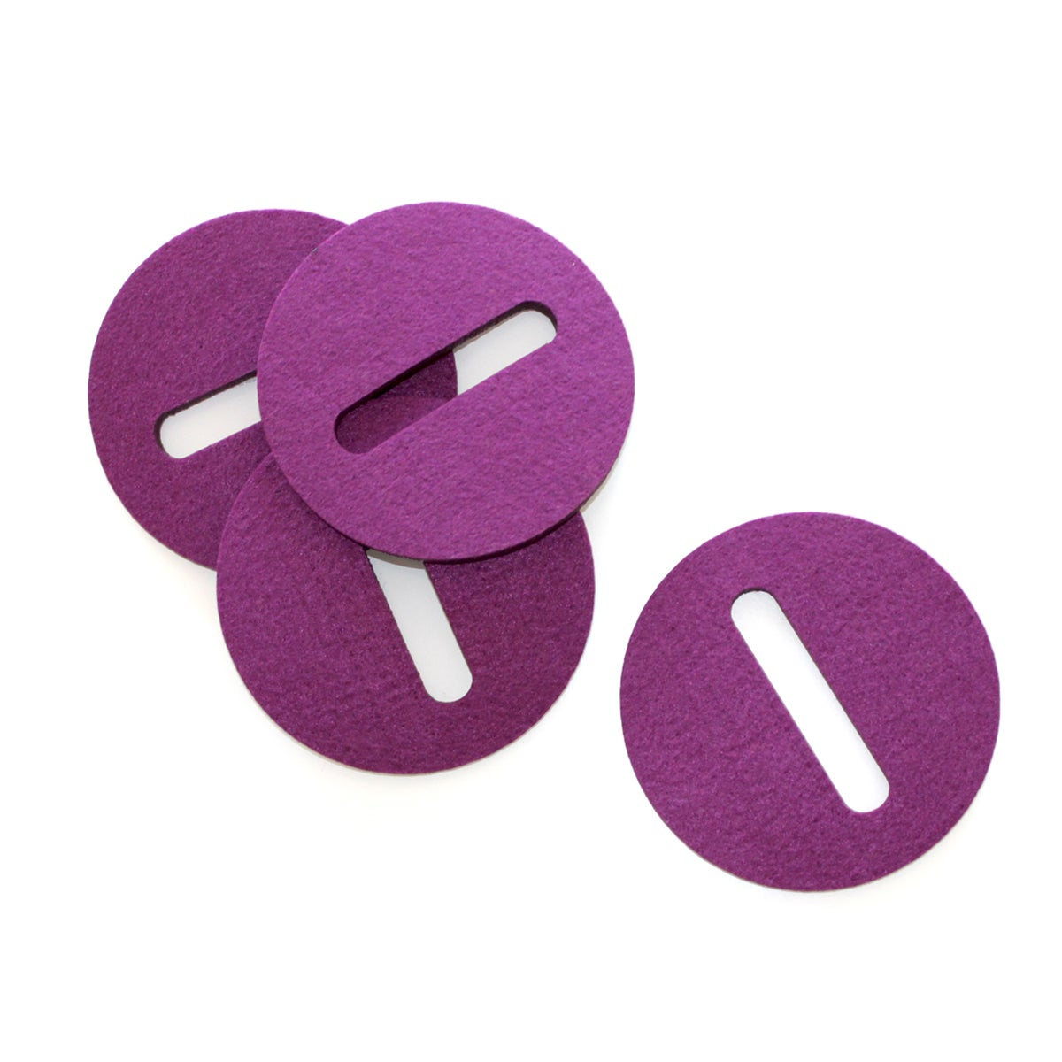 Image of Cupa-Stay Coasters Purple
