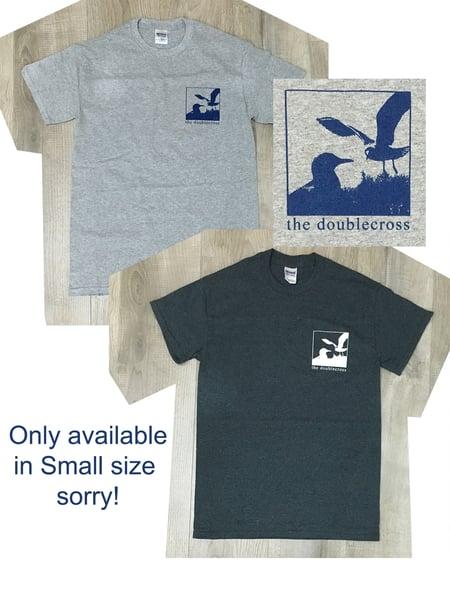 Image of Pocket Print Silhouette T-Shirt