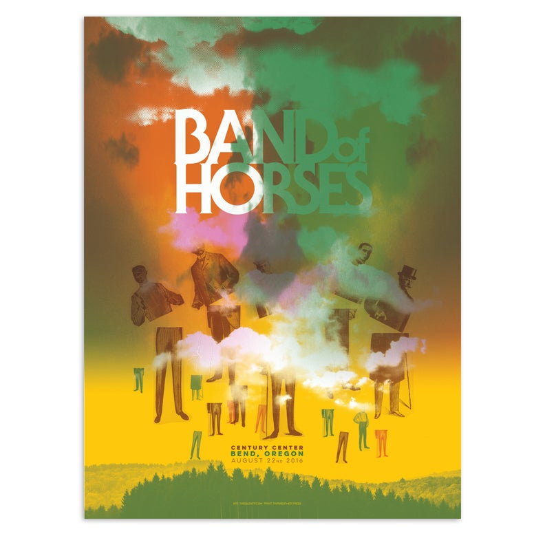 Image of Band of Horses Bend, Oregon