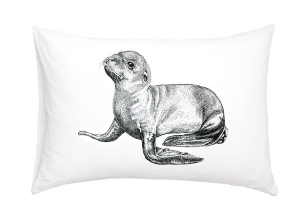 Image of Seal Pillowcase