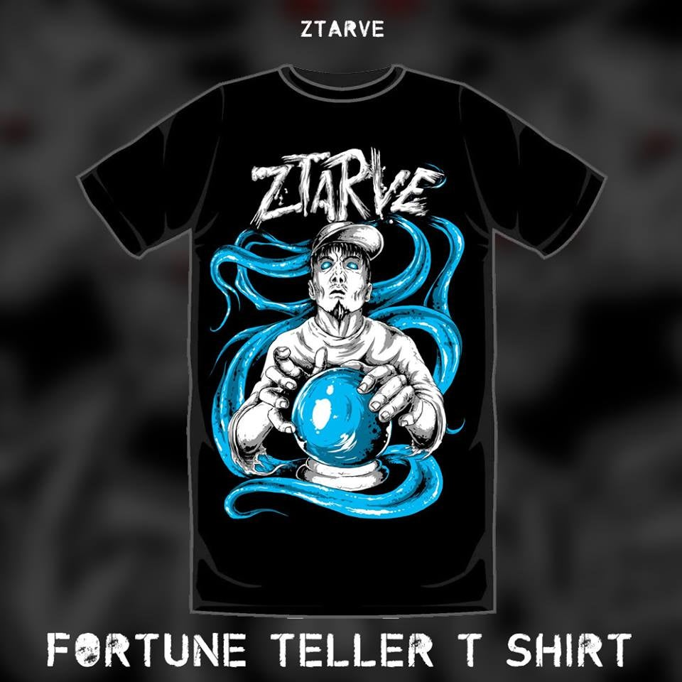 Image of Ztarve - Fortune Teller T shirt