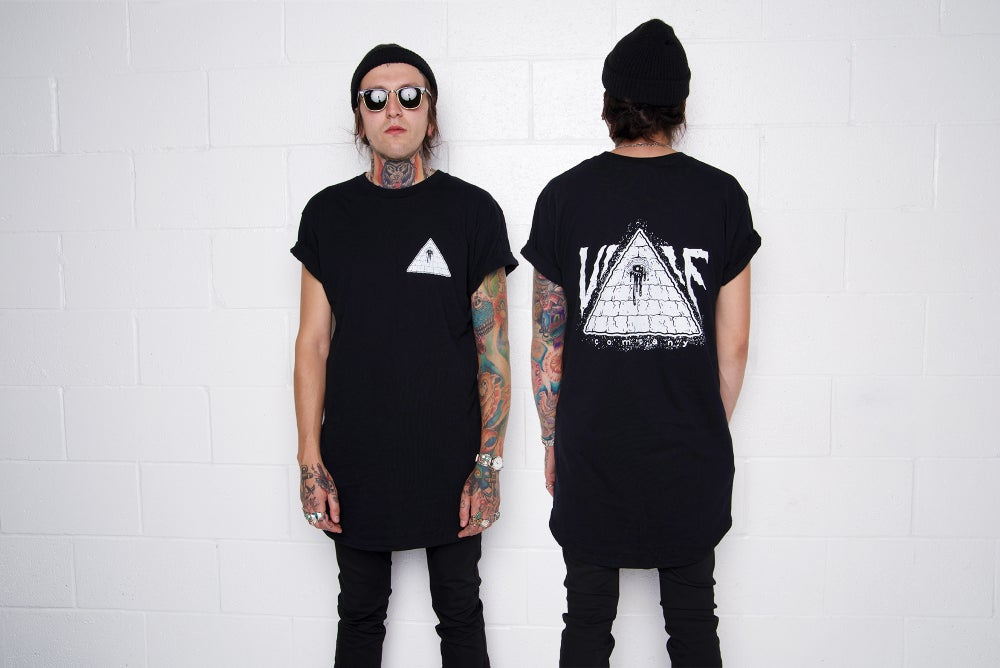Image of PYRAMID SCHEME Tall Tee
