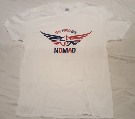 Image of Red White and Blue NOMaD T-Shirt