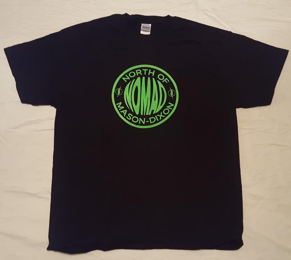 Image of NOMaD Circle Logo T-Shirt