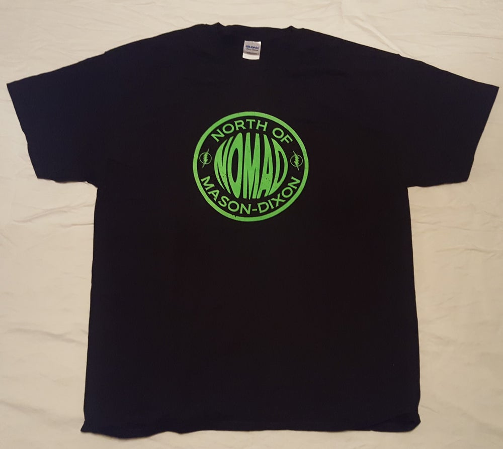 NOMaD Circle Logo T-Shirt