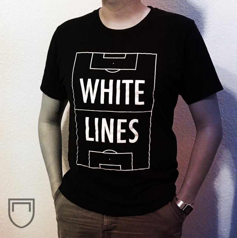 Image of The White Lines Tee