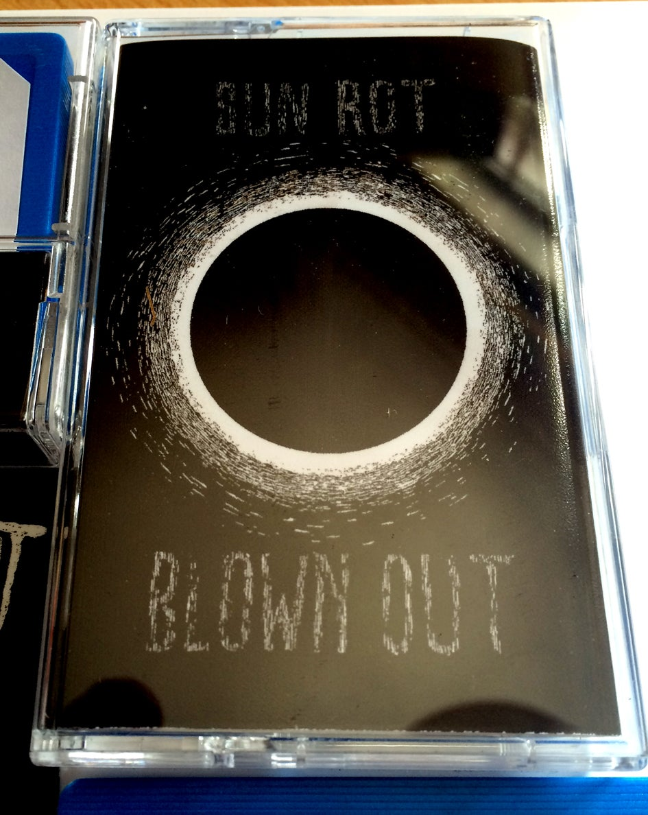 BLOWN OUT 'Sun Rot' Cassette & MP3 (2016 Reissue)