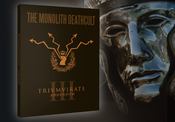 Image of Trivmvirate Deluxe CD (2016)