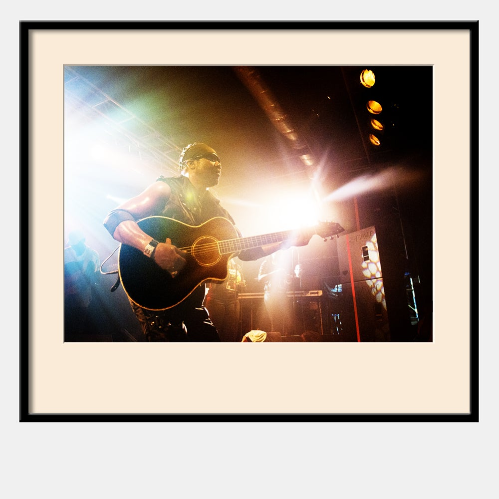 "Image of Toots and the Maytals: August 2012, O2 Academy, Liverpool, UK (16x12"" / 406x304mm C-type)"