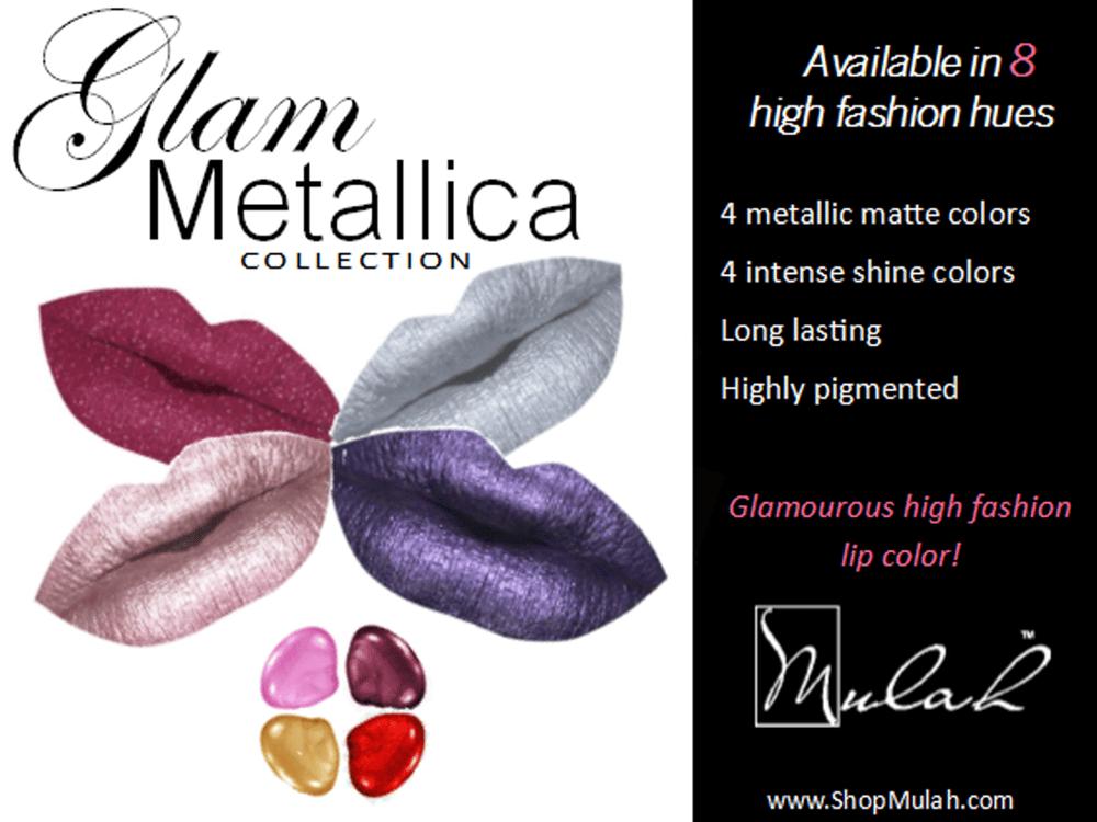 Glam Metallica Collection