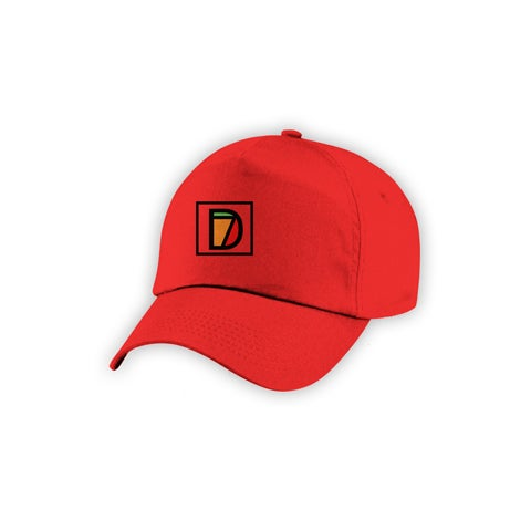 Image of Divine Lid Red