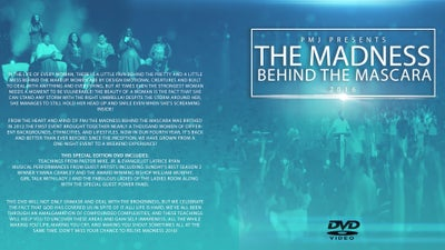 Image of 2016 Madness Behind the Mascara DVD