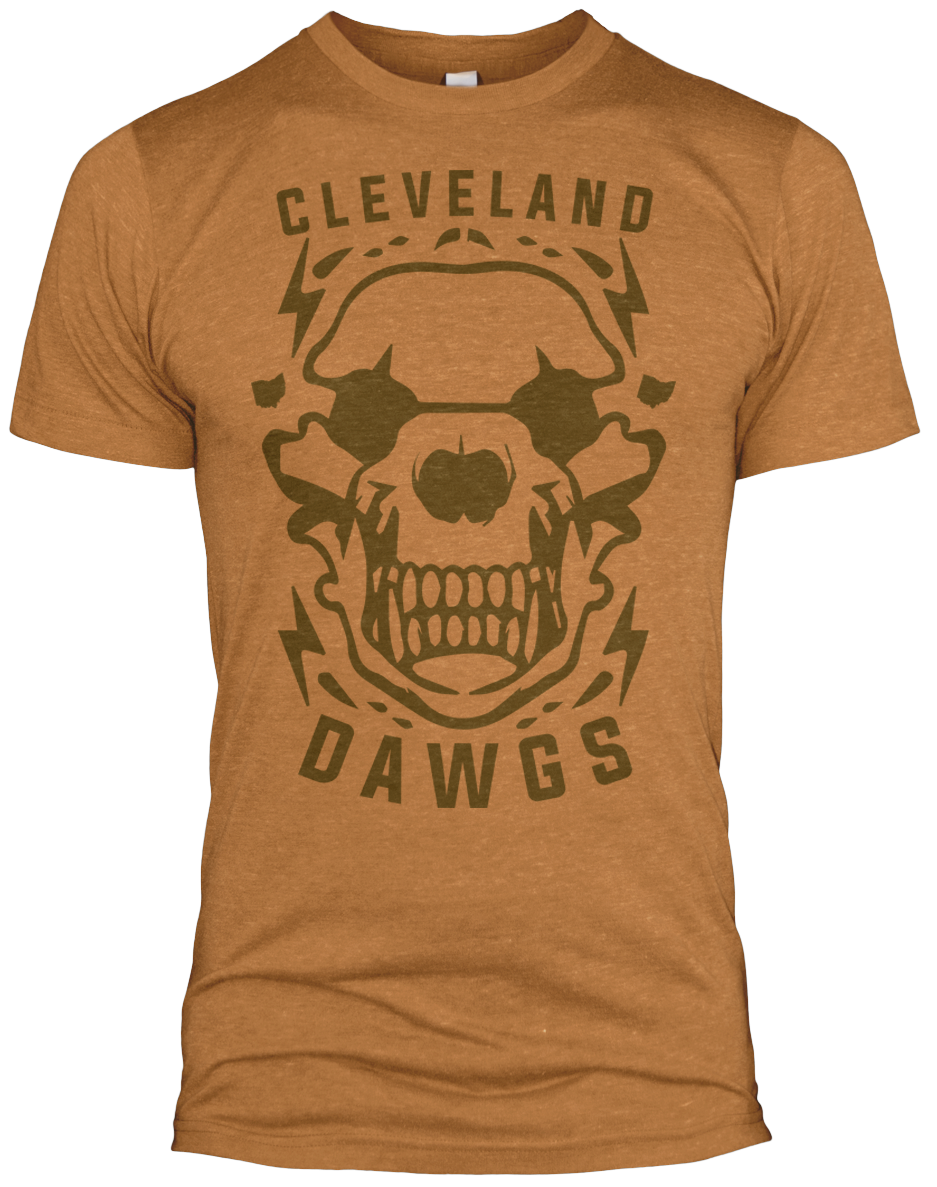 Image of Cleveland Dawgs Orange