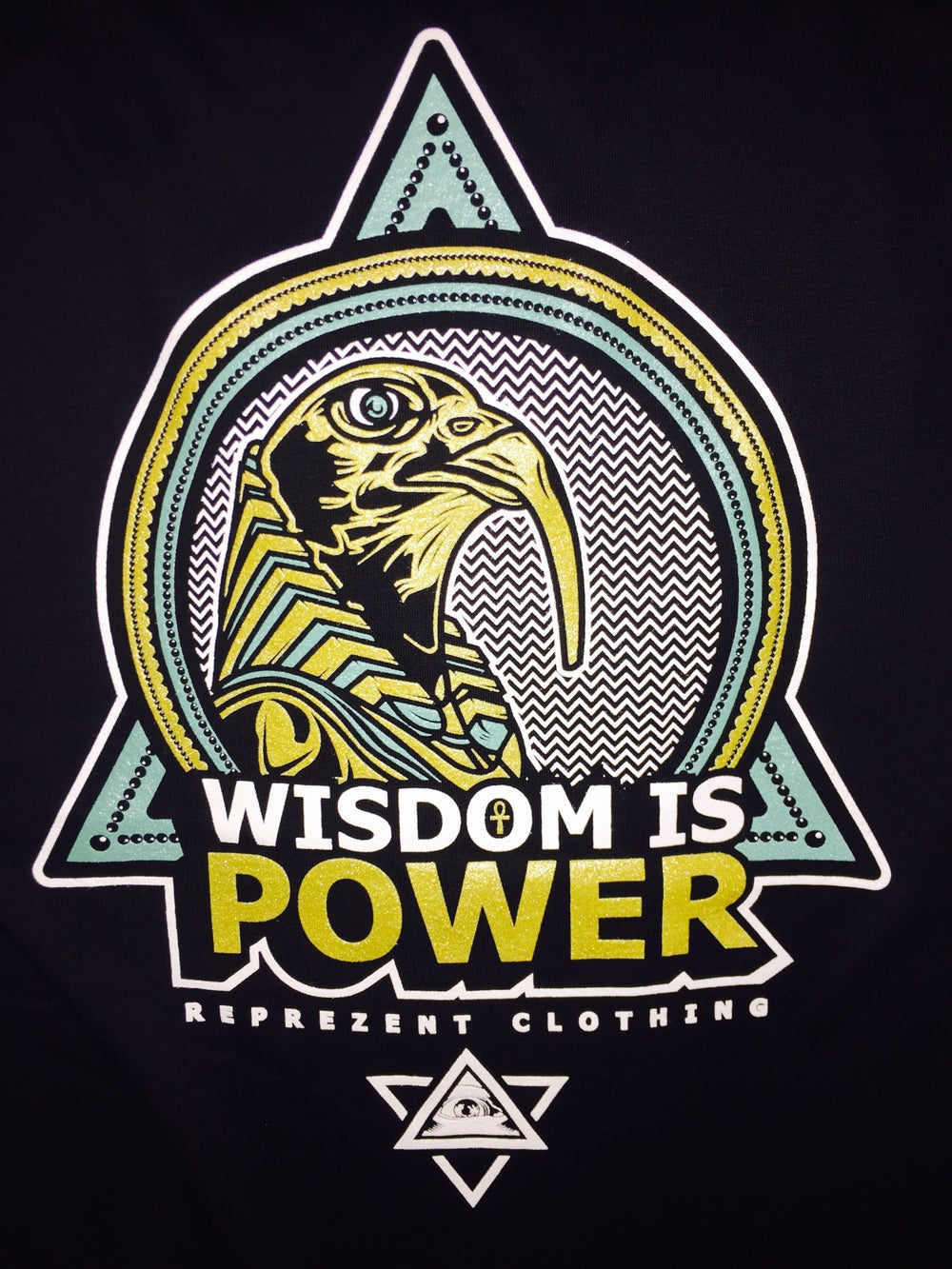 Image of Thoth- Wisdom is Power