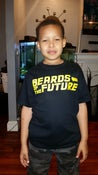 Image of YOUTH SIZE BEARDS OF THE FUTURE TEE