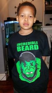 Image of KIDS INCREDIBLE BEARD TEE