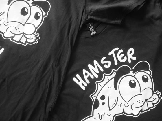 Image of Hamster Fish Tee