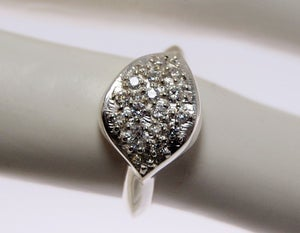 Image of Onde Diamonds Ring