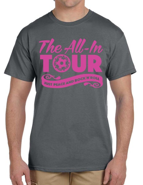 Image of Ash All-In Tour T-Shirt