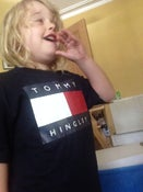 Image of Tommy Hingley T shirts for 2 and 5 year olds