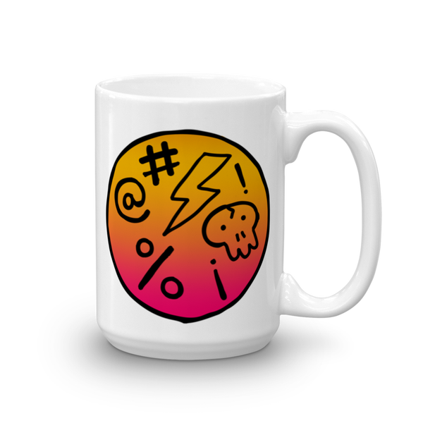 Image of Swear Bubble Mug