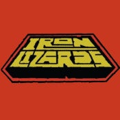 Image of Iron Lizards - Red EP (yellow Tape + Downloadcode)