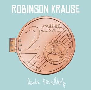 Image of Robinson Krause - Danke Düsseldorf LP