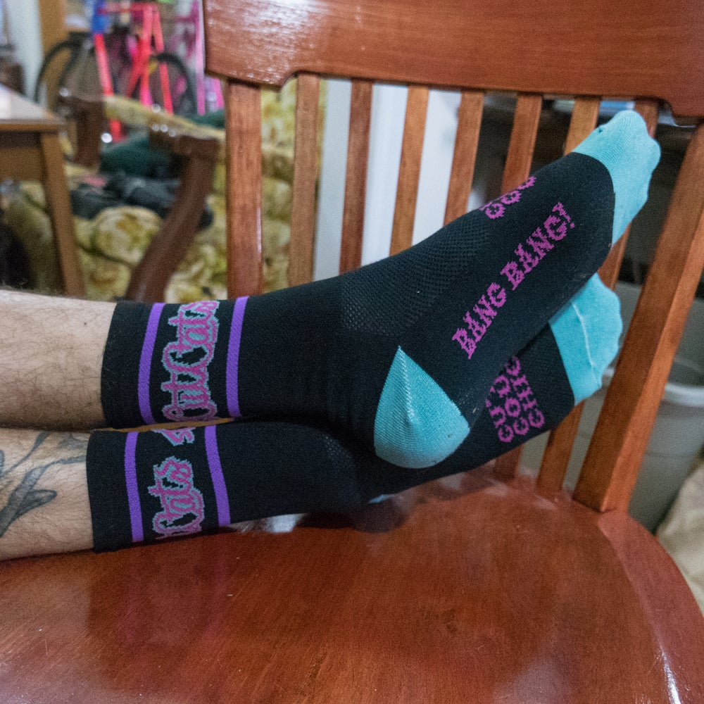 Image of DeFeet Cycling Socks