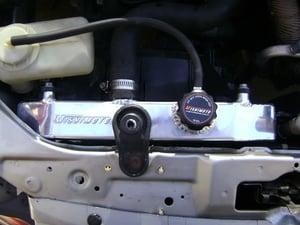 Image of Mishimoto Aluminum Radiator