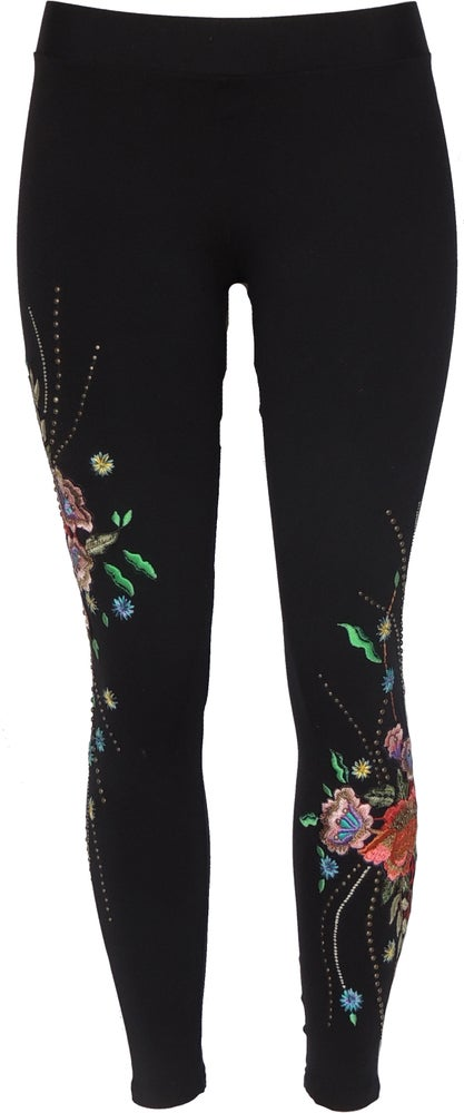 Image of Cavally Black leggings FW106