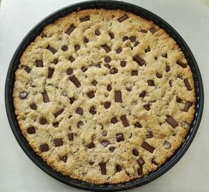Image of Tea-Rex Paleo Cookie Cake